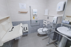장애인 전용 화장실